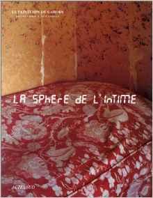 couverture du livre la sphère de l'intime