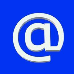 logo d'une arobase