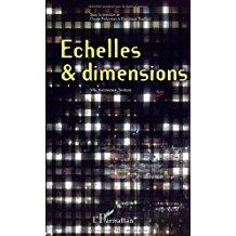 couverture du livre Echelles & dimensions