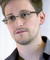 Photographie d'Edward Snowden