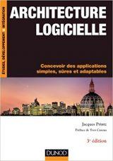 couverture du livre Architecture logicielle