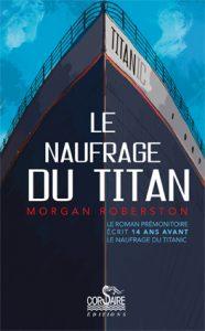 couverture du livre Le naufrage du Titan.
