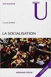 couverture du livre La socialisation