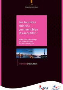 couverture du livre Les touristes chinois