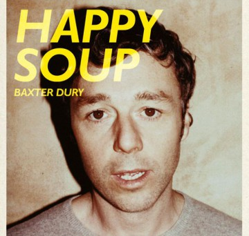 Pochette du disque Happy soup