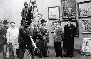 Salon des artistes rouennais en 1934