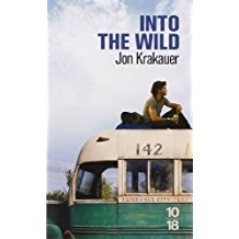 couverture de Into the wild