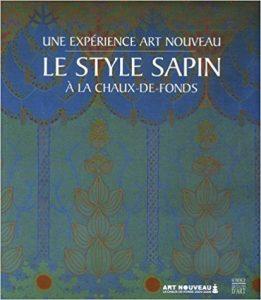 couverture du livre Le style Sapin
