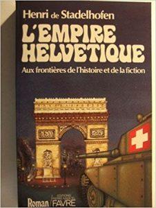 couverture du livre L'Empire helvétique