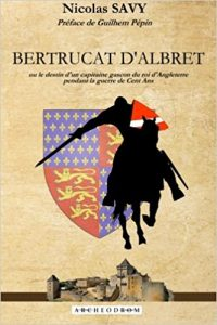 Couverture du livre Bertrucat d'Albret