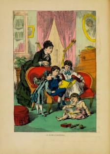 Le Premier livre illustré de mes petits enfants