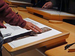 dispositif d'accessibilité du Musée du quai Branly