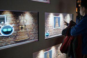 La galerie numérique (Musée de Nanjing, Chine)