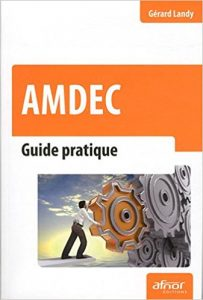 Couverture du livre AMDEC : guide pratique