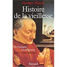 couverture du livre Histoire de la vieillesse