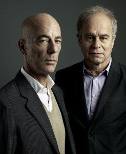 Portrait photographique d'Herzog & de Meuron