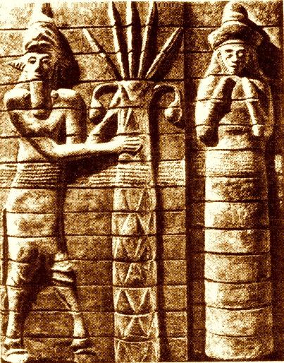 Déesse Ninhursag, musée du Louvre