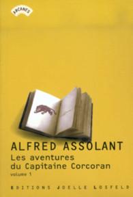 couverture du livre Les aventures du capitaine Corcoran