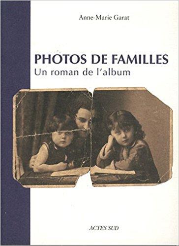 couverture du livre Photos de famille