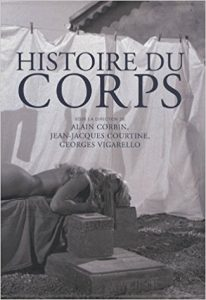 couverture du livre Histoire du corps