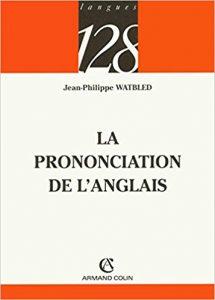 couverture du livre La prononciation anglaise