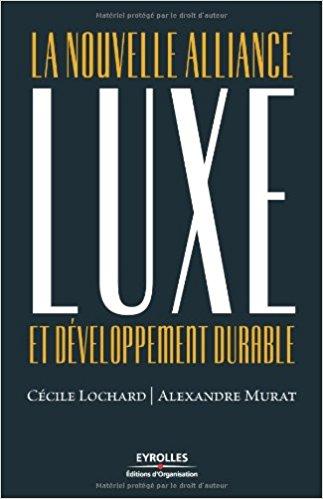 couverture du livre Luxe et développement durable