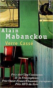 couverture de Verre cassé d'Alain Mabanckou