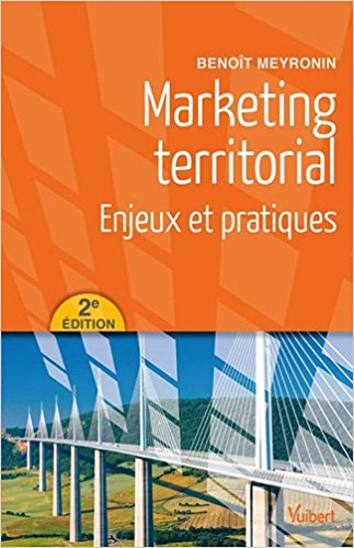 couverture du livre Marketing territorial