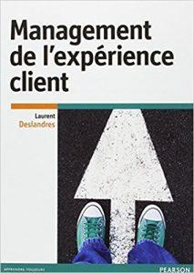 couverture Magement de l'expérience client