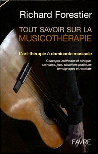 couverture du livre tout savoir sur la musicothérapie
