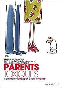 couverture du livre : Les parents toxiques