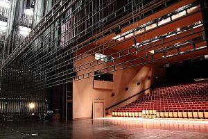 Photographie de l'Auditorium de Poitiers