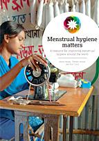 couverture de la brochure Menstrual hygiene matters