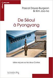 couverture du livre De Séoul à Pyongyang