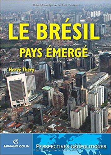 couverture du livre Le Brésil : pays émergé