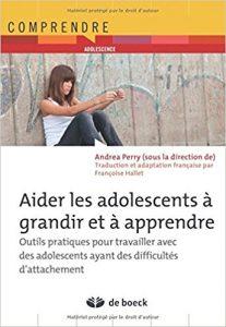 couverture du livre Aider les adolescents à grandir