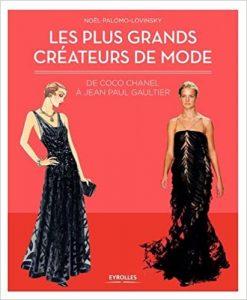 couverture du livre Les plus grands créateurs de mode