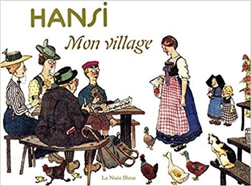 couverture du livre Mon village de Hansi