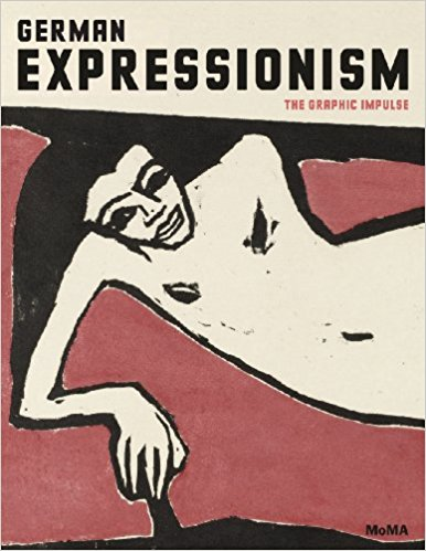 couverture du catalogue German expressionnism
