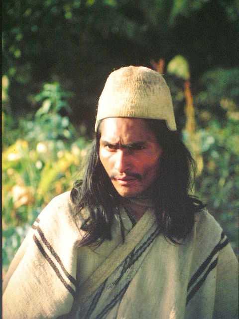 Autoportrait d'un Arhuarco
