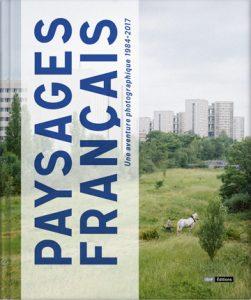couverture du catalogue de la Bnf Paysages français