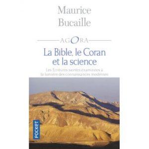 couverture du livre La Bible, le Coran et la science