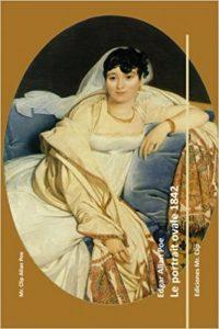 couverture du livre Le portrait ovale