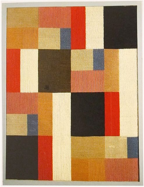 Vertical-Horizontal Composition Date 1916