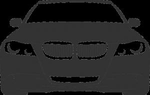 image vectorielle d'un automobile haut de gamme