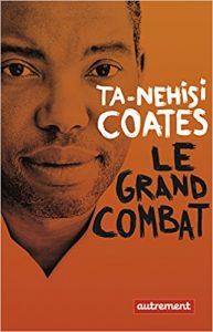 couverture du livre Le grand combat