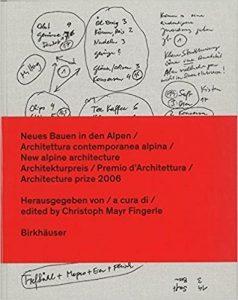 couverture du livre Neues Bauen in den Alpen