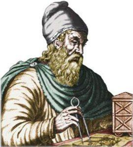 Portrait d'Archimède