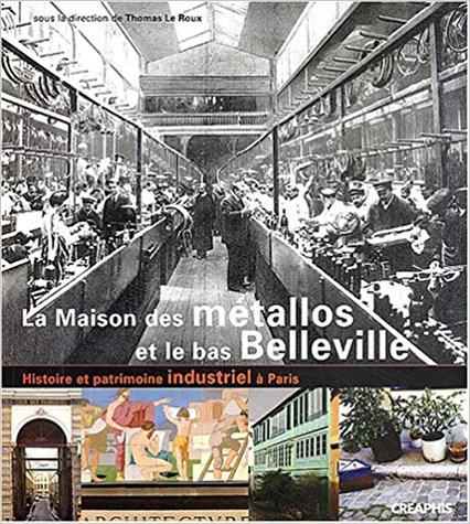 Couverture du livre La Maison des métallos