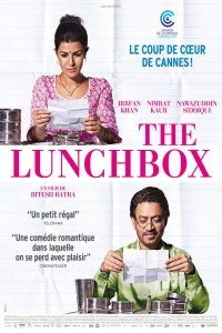 affiche du film The lunchbox (2013)